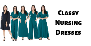 Classy Nursing Dresses In Philippines
