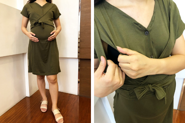 Maternity and Nursing Wear