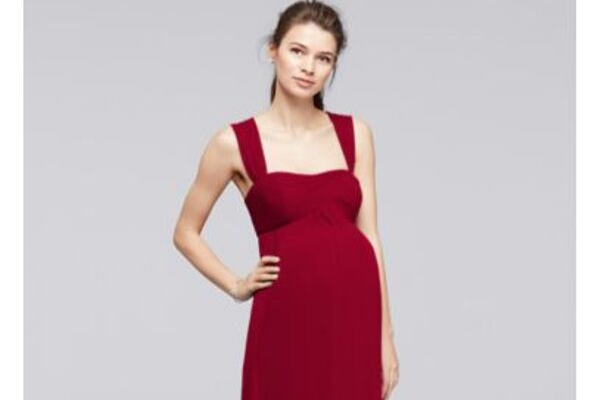 Maternity dress for wedding