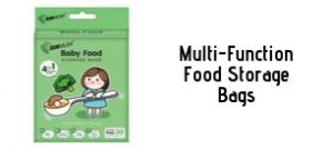 Baby Food Bag