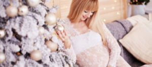 The Perfect Outfit For Christmas From Maternity Clothing Store