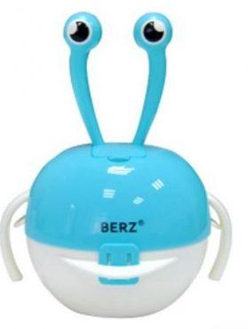 Berz-5 in 1 Dinnerware Crab Blue1