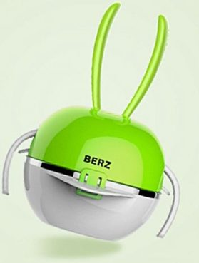 Berz-5 in 1 Dinnerware Rabbit Green